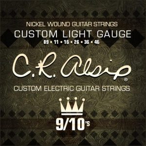 custom light gaurge strings