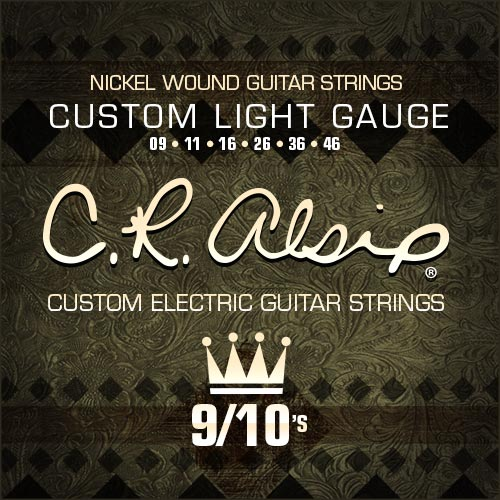 custom light gaurge strings