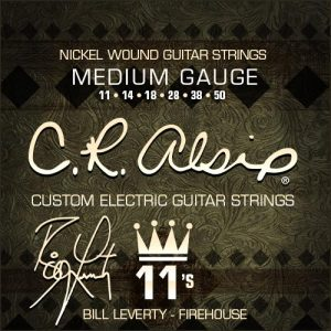 medium gaurge strings - Bill Leverty