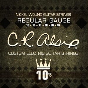 regular gaurge strings