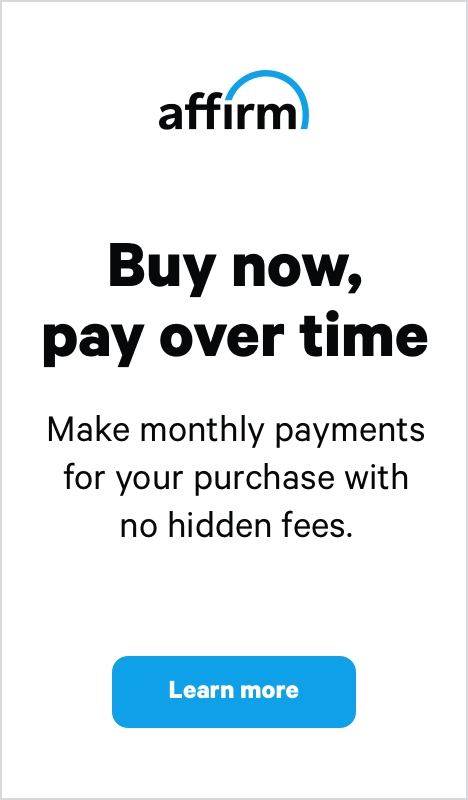 Buy now, pay over time