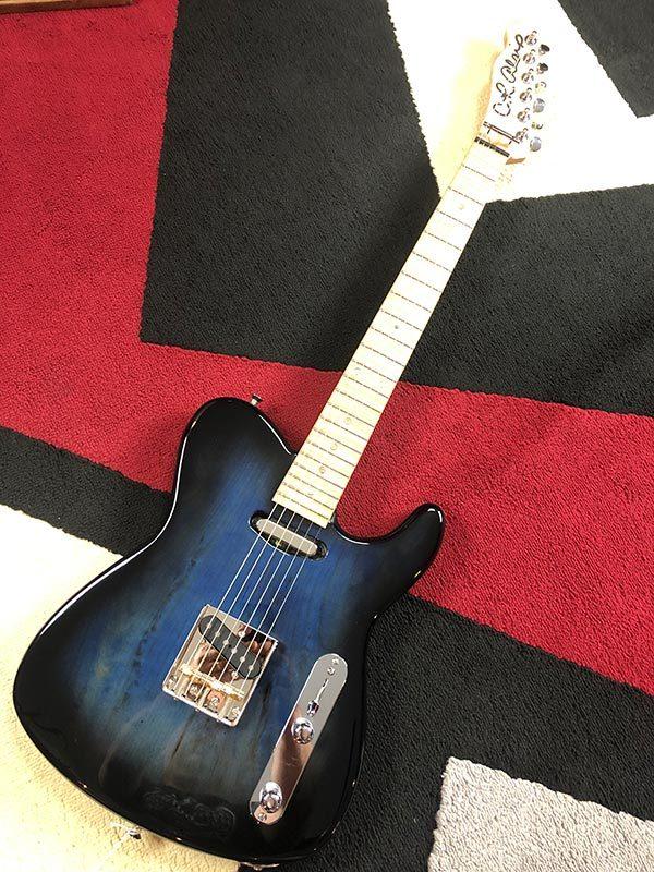 Tejas-T Blue Jean