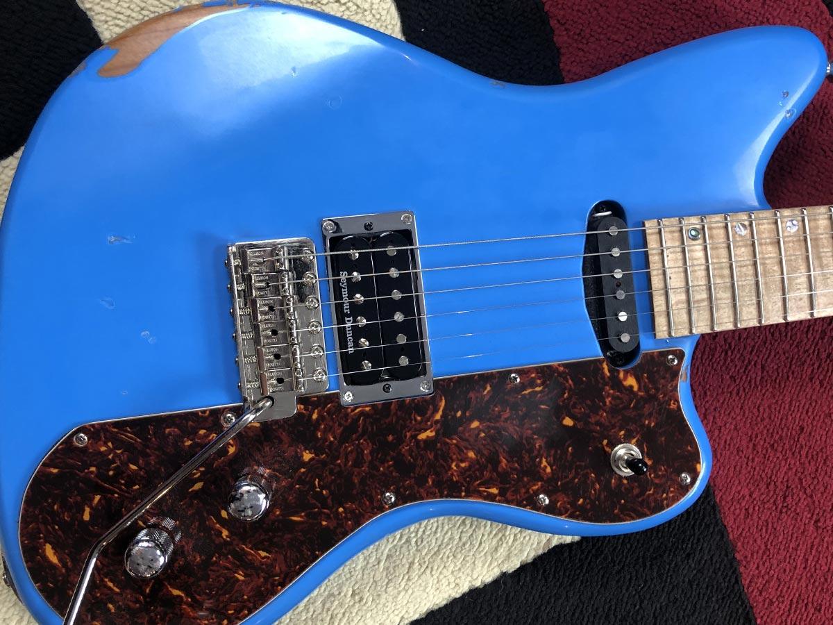 Tejas-OS Blue Relic